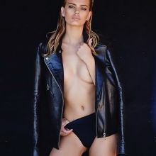 Bregje Heinen topless Erez Sabag photoshoot 7x HQ photos