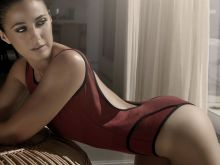 Emmanuelle Chriqui sexy photo shoot for Ocean Drive magazine 2015 May-June 11x MixQ