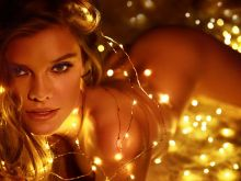 Nina Agdal nude BEBE outtakes by Deborah Anderson 2x MixQ