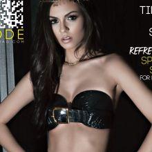 Victoria Justice sexy Kode magazine cover 2015 March UHQ