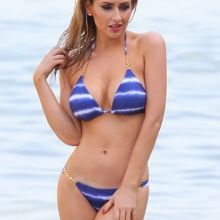 Gemma Merna sexy bikini photoshoot in Mallorca 2014 July 7x MQ