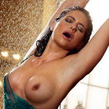 Sandra Speichert from Rote Rosen nude Playboy Germany 2014 September photoshoot 25x UHQ