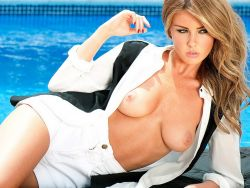 Staci Noblett topless Page 3 photo shoot 2013 November 3x HQ