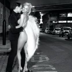 Pamela Anderson nude for King Kong magazine Issue 4 9x MixQ photos
