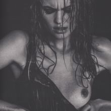 Behati Prinsloo topless Angels photo shoot 6x UHQ