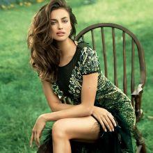 Irina Shayk sexy Cosmopolitan 2014 photoshoot 10x HQ