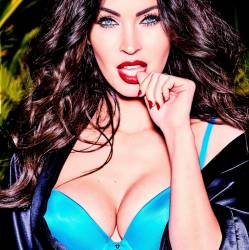 Megan Fox hot lingerie for V Magazine April 2017 4x UHQ photos