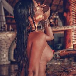 Arianny Celeste nude in TULUM MEXICO - Badboi photo shoot 20x UHQ photos