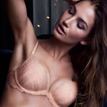 Lily Aldridge sexy Victoria's Secret lingerie 2014 September 76x HQ