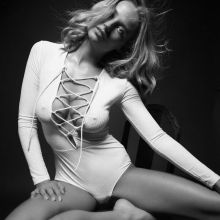 Genevieve Morton nude by Randall Slavin 11x UHQ photos ADDS