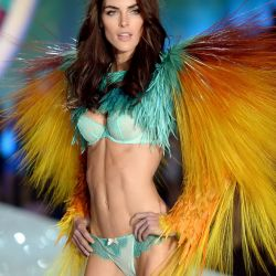 Hilary Rhoda 2013 Victoria's Secret Fashion Show 5x UHQ