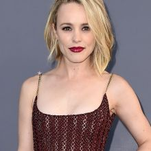 Rachel McAdams see through dress on 21st Annual Critics' Choice Awards 26x UHQ photos