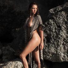 Alyssa Arce topless nude Dawn Drifter photo shoot 2016 February 25x HQ photos