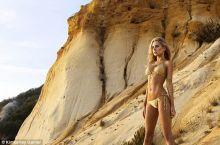Kimberley Garner sexy Kimberley Garner Swimwear Collection 2015 Spring 11x MQ