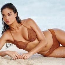 Shanina Shaik sexy Next swimwear and beachwear 2016 collection 14x HQ