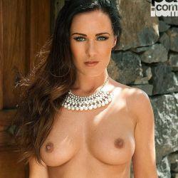 Amii Grove topless Page 3 photo shoot 2013 November 3x HQ