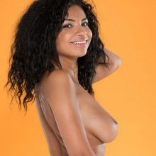 Jess from London topless making her very first Page 3 appearance 5x HQ photos