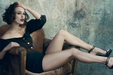 Keira Knightley sexy photo shoot for GQ magazine 7x HQ