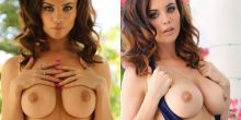 Emma Glover topless 2016 Calendar photo shoot 13x UHQ