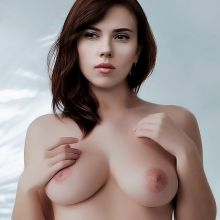Scarlett Johansson from Under the Skin naked photo shoot UHQ