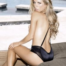 Katheryn Winnick hot lingerie photo shoot for Maxim magazine 6x UHQ