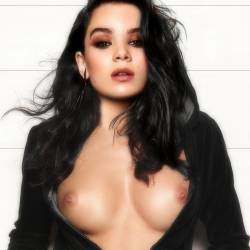 Hailee Steinfeld nude for Esquire magazine HQ