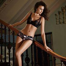 Irina Shayk sexy La Clover lingerie 2015 October 8x MixQ