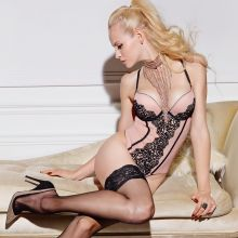 Ginta Lapina sexy La Senza Lingerie 2014 collection 41x HQ