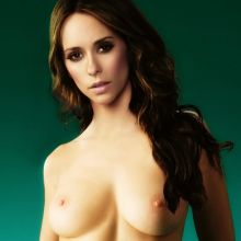 Jennifer Love Hewitt young nude spread legs photo UHQ