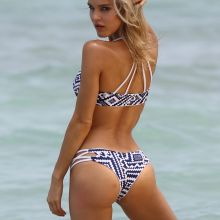 Joy Corrigan sexy bikini on the beach photo shoot for Sports Illustrated Swimsuit 2016 81x UHQ photos