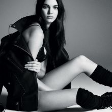 Kendall Jenner see through photo shoot for Vogue Japan 2015 November 10x HQ