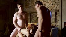 Ashlynn Yennie, Karla Krush, etc. - Submission S01 E02 720p nude naked bondage threesome lesbian sex scenes