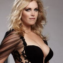 Eliza Taylor sexy cleavage JSquared photoshoot for Bello 2014 June 7x HQ