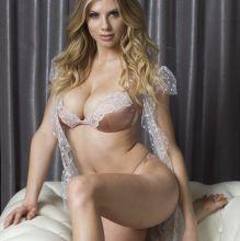 Charlotte McKinney sexy For Love & Lemons lingerie photo shoot 10x UHQ photos