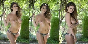 Kelly Hall topless Page 3 photo shoot 2015 October 11x HQ