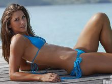 Alex Morgan 2014 Sports Illustrated Swimsuit photo shoot 17x HQ