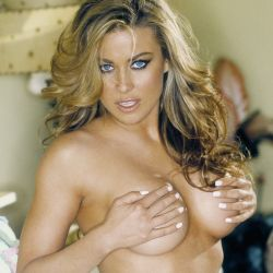 Carmen Electra nude photo shoot for Loaded magazine 8x UHQ
