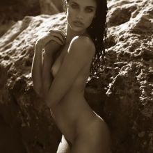 Sara Sampaio nude for Mariano Vivancos Personal Project book 5x HQ