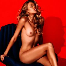Victoria Lee nude for Treats! magazine 5x HQ photos
