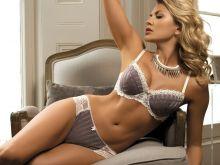 Tetyana Veryovkina sexy Queen of Kinga Lingerie 24x HQ