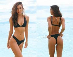 Alexis Ren sexy bikini Peppermayo photo shoot February 2017 25x HQ photos