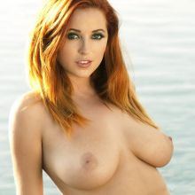Lucy Collett topless Page 3 photo shoot 2013 December 3x UHQ