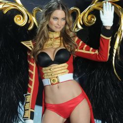 Behati Prinsloo 2013 Victoria's Secret Fashion Show 10x UHQ