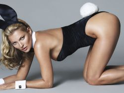 Kate Moss doggystyle photo shoot for Playboy UHQ