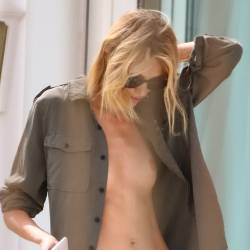 Anja Rubik topless in Cannes 22x HQ photos