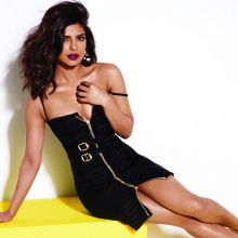 Priyanka Chopra sexy bra cleavage for Complex magazine 2016 May 9x HQ photos