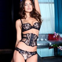 Irina Shayk hot lingerie photo shoot for the NY Post 42x UUHQ