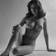 Lauren Hutton young and nude 1963 photo shoot 6x HQ