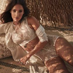 Megan Fox in sexy see through lingerie for 2018 Style Verify magazine 10x HQ photos