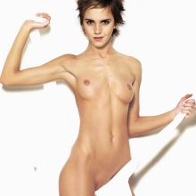Emma Watson nude Vanity Fair magazine cover photo shoot UHQ